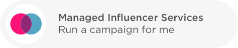 managed influencer services
