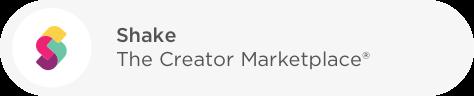 Shake - The Creator marketplace